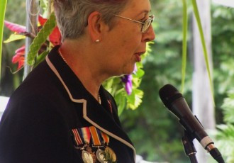 Mayor Jenny Dowell – Anzac Day 2010