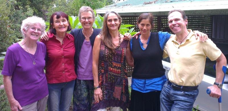 RaH Committee 2014 - Margaret Loong, Pamela Ashton, Sabina Baltruweit, Micky Foss, Karen Alexander, Thomas Anstoetz